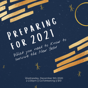 Preparing for 2021 with HR Annie Consulting